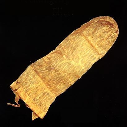 Người Ai Cấp đã sớm phát minh ra bao cao su để bảo vệ bản thân khỏi bệnh tật