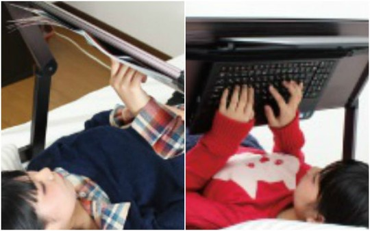 Với phát minh này, bàn công sở giờ đây không còn là ác mộng với những người đau lưng
