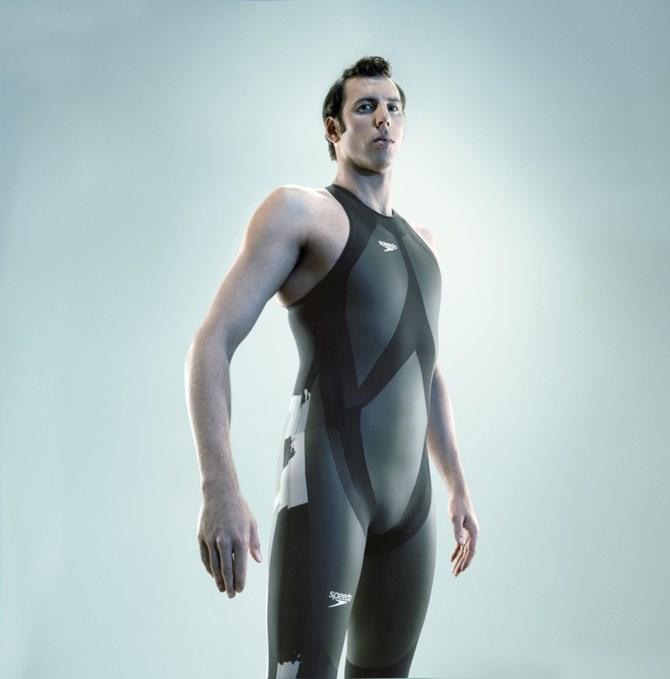 Đồ bơi có vảy tiện lợi cũng là một phát minh mới bắt nguồn từ NASA