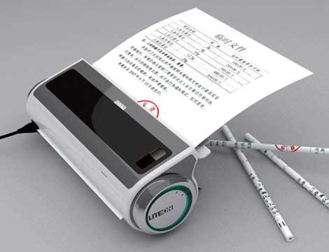 Máy biến giấy thải thành bút chì là phát minh mới góp phần bảo vệ môi trường tiết kiệm tài nguyên