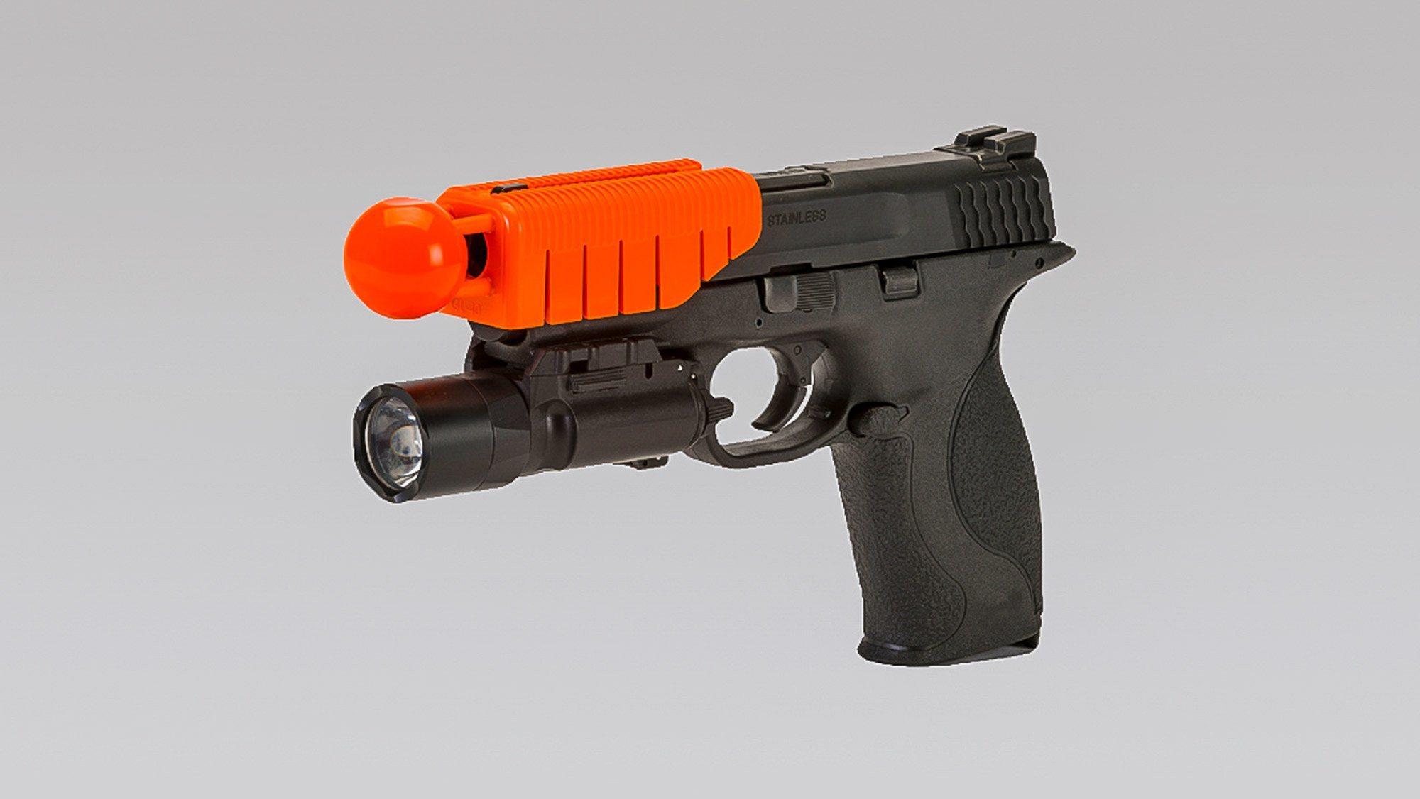 Phát minh mới về loại súng này sẽ giảm độ sát thương cho dân thường