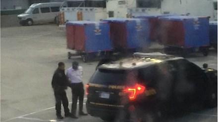 Phi công bị bắt vì uống rượu trước chuyến bay