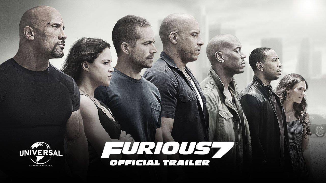 Fast 7 chắc chắn sẽ không khiến những khán giả yêu thích thể loại phim hành động Mỹ phải thất vọng