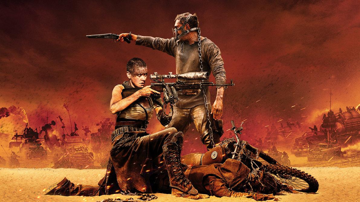 Siêu phẩm Mad Max 4 được xem là phim hành động Mỹ hay nhất năm 2015