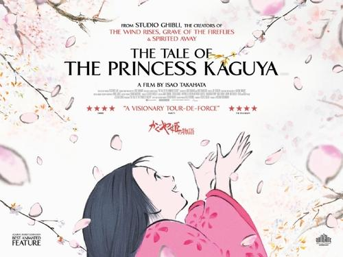 Tuyệt phẩm này của Ghibli đã từng được đề của Phim hoạt hình hay nhất 2015