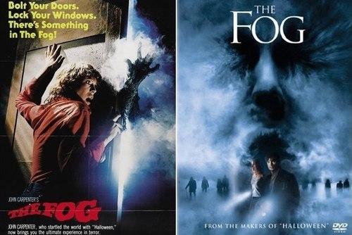 Phim kinh dị The Fog