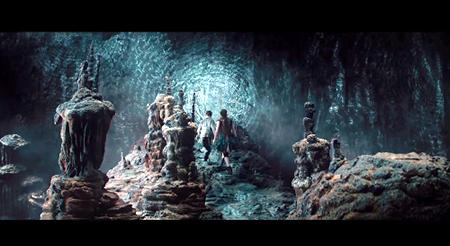 Vẻ đẹp lộng lẫy của Hang Én dưới ống kính Warner Bros
