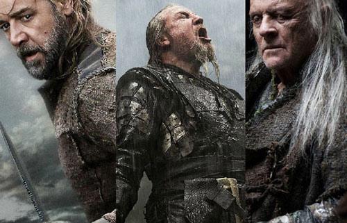 Noah sụt giảm doanh thu đáng kể ở tuần 2 công chiếu