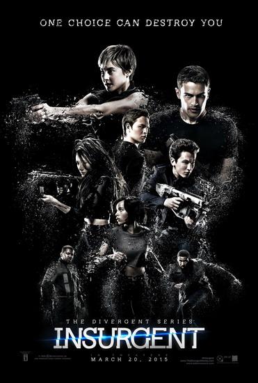 Insurgent là phim bom tấn tiếp theo của Divergent