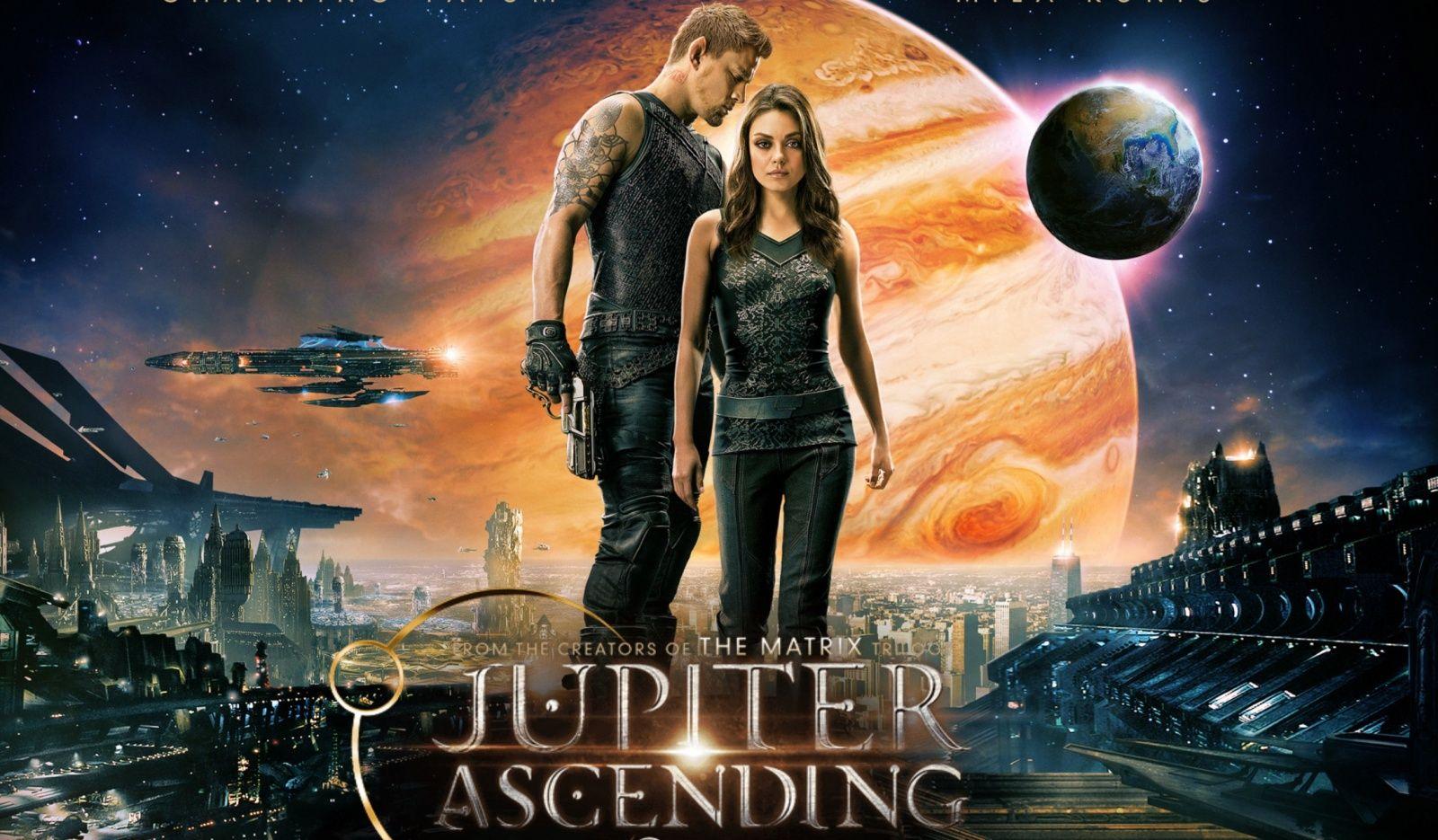 Jupiter Ascending, bộ phim bom tấn thuộc thể loại phim viễn tưởng hứa hẹn gây bão phòng vé 2015