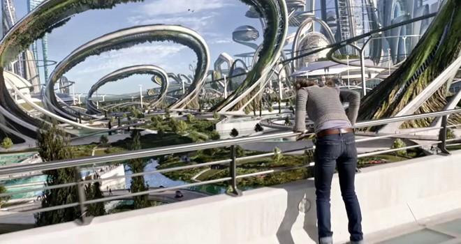 Đây là dự án phim bom tấn khá bí ẩn khi được dựa trên một mẫu công viên tại Disneyland