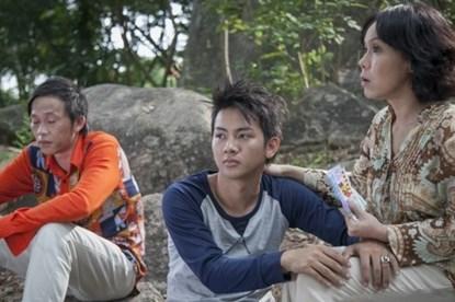 Hoài Lâm đổ máu khi quay MV nhạc phim Tết Qúy tử bất đắc dĩ