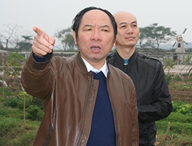 phó giám đốc sở nông nghiệp Hà Nội bị bắt