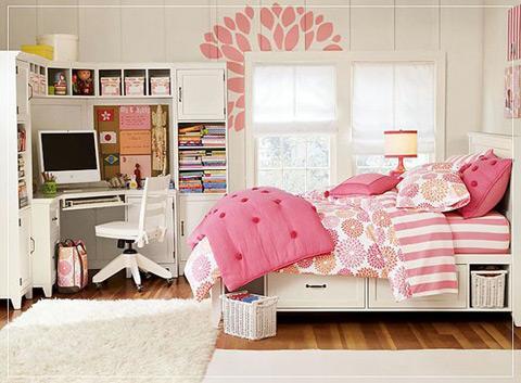 Kê giường theo phong thủy giúp bé hoạt động và học tập hiệu quả hơn