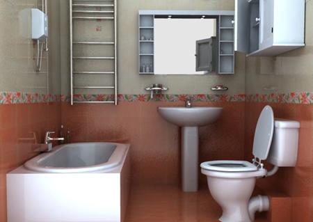 Theo phong thủy nhà ở, nhà vệ sinh nên đặt ở hướng Tây Bắc hoặc Đông Nam