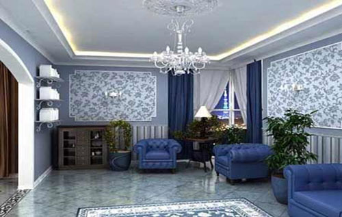 Ánh đèn trong phòng mờ ảo cũng có thể ảnh hưởng đến vận thế của chủ nhân