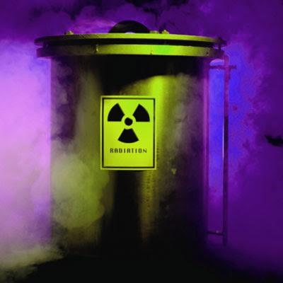 phát hiện có phóng xạ rò rỉ với cường độ nhỏ từ một thiết bị đặt trong két sắt đựng tiền dưới chân cầu thang Trung tâm Tư vấn cầu đường Phú Yên.