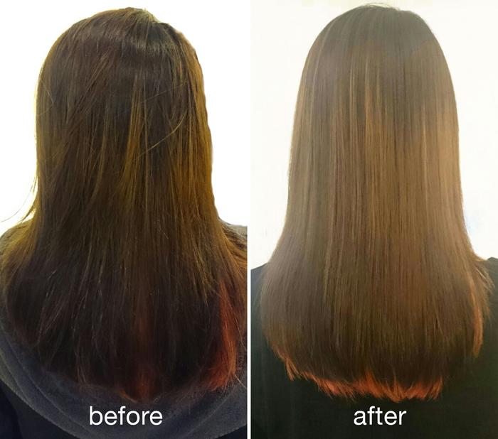 Phục hồi Keratin nhân tạo cho tóc tiềm ẩn nguy cơ xấu với sức khỏe phụ nữ