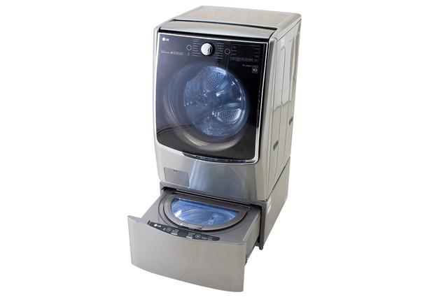Phát minh mới về một loại máy giặt kết hợp làm khô quần áo