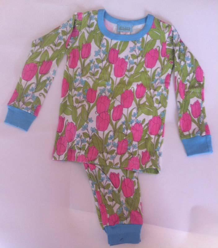 Bộ đồ ngủ Pink Holland dễ cháy gây hại cho trẻ
