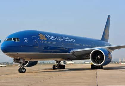 Hành khách khó thở, Vietnam Airlines, hạ cánh khẩn cấp