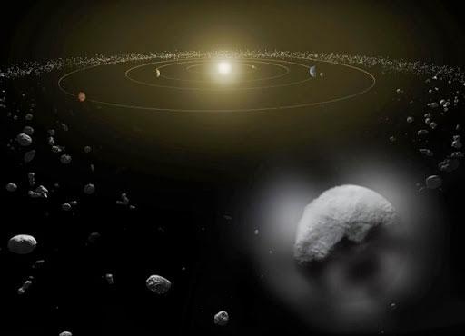 hơi nước hành tinh, vành đai tiểu hành tinh, hành tinh lùn, sứ mệnh dawn
