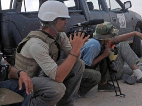 vụ chặt đầu nhà báo Mỹ, nhà báo Mỹ James Foley, Nhà nước Hồi giáo, tấn công khủng bố