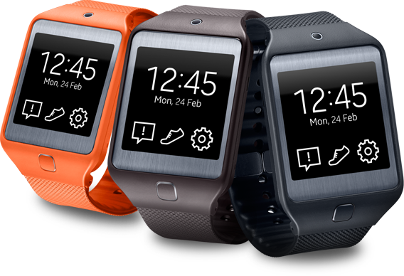 Smartwatch của Samsung sẽ có nhiều đột phá về công nghệ