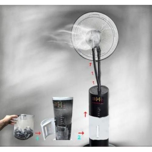 Quạt phun sương: thủ phạm gây bệnh và hỏng thiết bị - ảnh 1