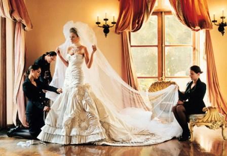 Trở thành cô dâu xinh đẹp nhất và hạnh phúc nhất trong chiếc váy cưới hoàn hảo