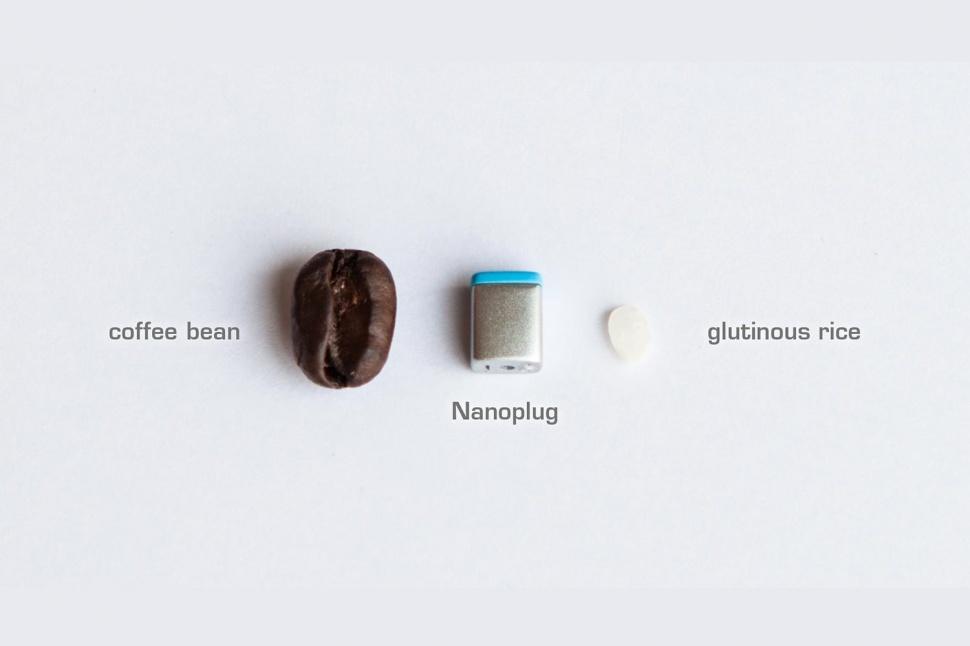 Với kích thước nhỏ như hạt gạo, NANOPLUG chính là chiếc máy trợ thính nhỏ nhất hiện nay
