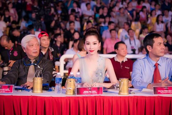 Cùng với các giám khảo khác, Thu Thảo đã lựa chọn ra 18 nhan sắc lọt vào vòng chung kết cuộc thi HHVN 2016 sẽ diễn ra tại TP. HCM vào trung tuần tháng 8 tới.