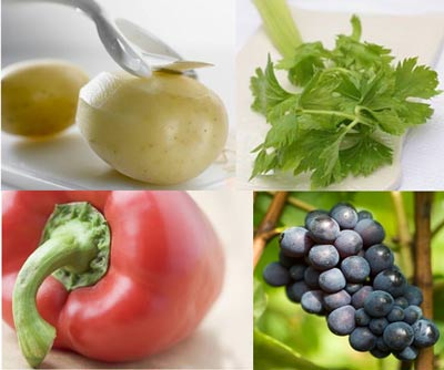 Cách nhận biết và hạn chế hóa chất nông nghiệp trong rau quả