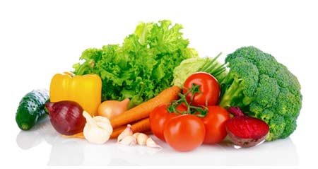 Bí quyết giữ rau củ quả tươi lâu