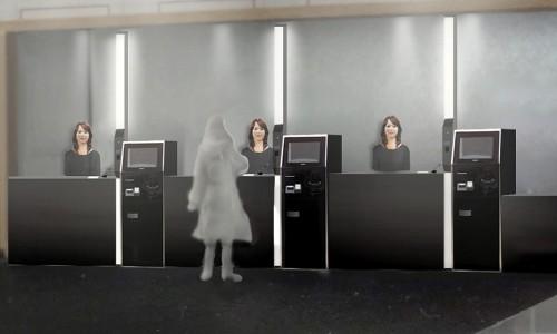 Mô hình 'robot phục vụ trong khách sạn' của Nhật Bản hứa hẹn sẽ được nhân rộng toàn cầu