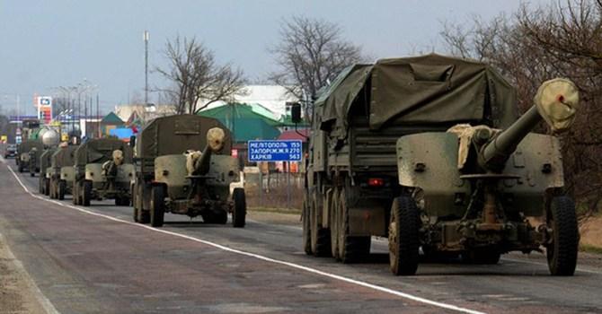 Tình hình Ukraine tốt lên khi 70% quân Nga rút khỏi miền Đông nước này