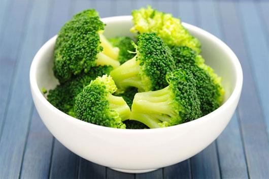 Người bị bệnh gout ăn quá nhiều súp lơ là một trong những sai lầm trong ăn uống hàng ngày