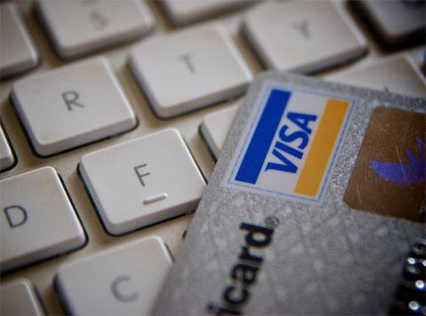 Giảm giá từ 5% đến 50% với thẻ tín dụng