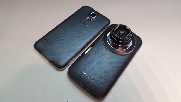 Galaxy K Zoom và Galaxy S5 giống nhau trừ ống kính zoom quang học là minh chứng cho sự thất bại trong chiến lược Kinh doanh của Samsung
