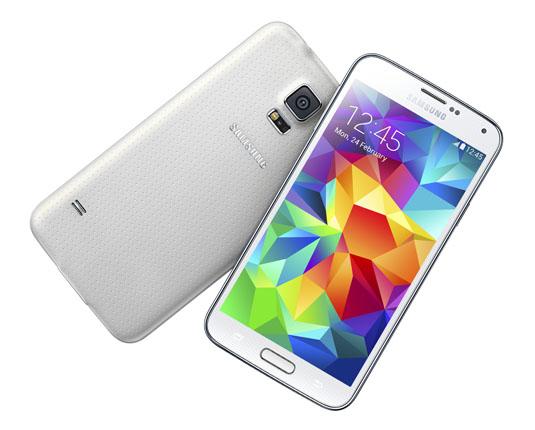 Galaxy S5 là mẫu điện thoại hiện đại nhất của Samsung