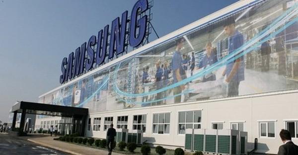 sam sung, thương hiệu toàn cầu, sáng tạo, nhà thầu, dự án tỷ đô, khu công nghiệp samsung