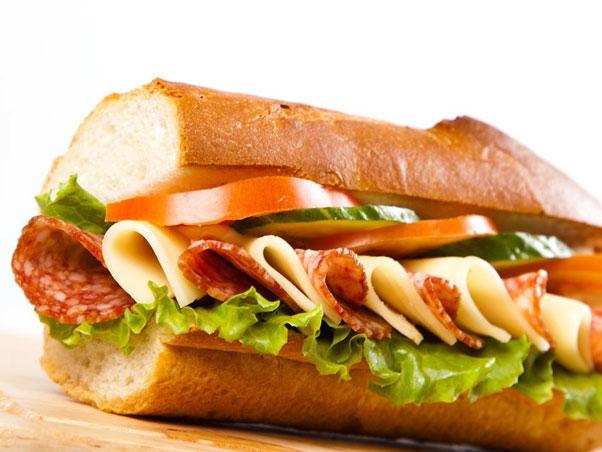 sandwiches làm tăng cân