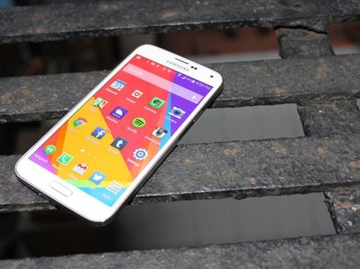 S5 là sản phẩm công nghệ được yêu thích thứ 2 trên thế giới, dù khá 'lẹt đẹt' tại Việt Nam