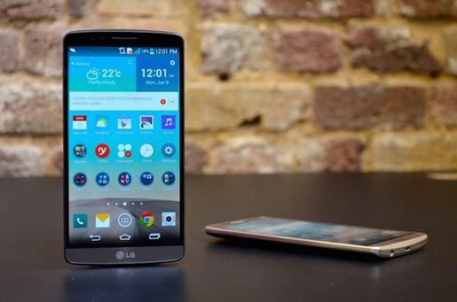 G3 lọt top sản phẩm công nghệ được yêu thích nhất 2014 mà không cần quảng cáo phô trương