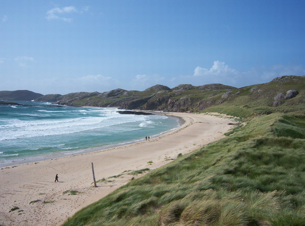 Vịnh Oldshoremore, Durness and North Sutherland