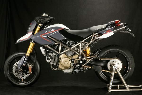 Siêu xe mô tô đắt nhất thế giới NCR Leggera 1200 Titanium Special