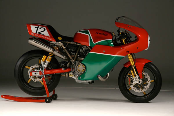 Siêu xe mô tô đắt nhất thế giới NCR MH TT (Mike Hailwood)