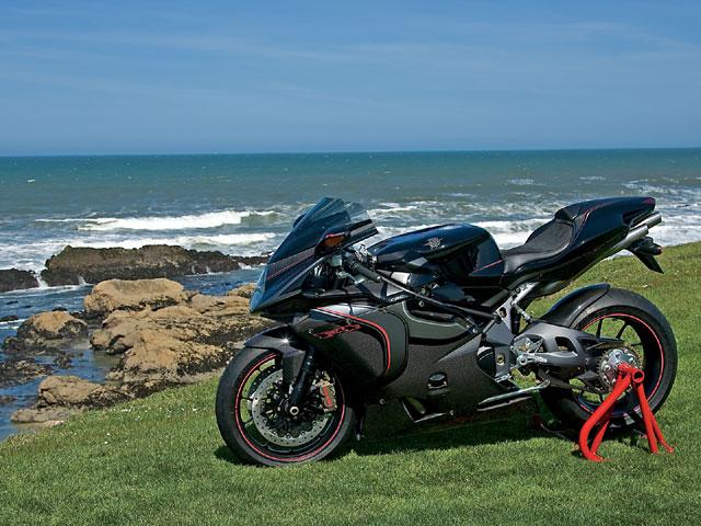 Siêu xe mô tô đắt nhất thế giới MV Agusta F4CC