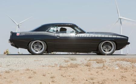Chiếc xe Plymouth đã xuất hiện trong phần 6 của bộ phim