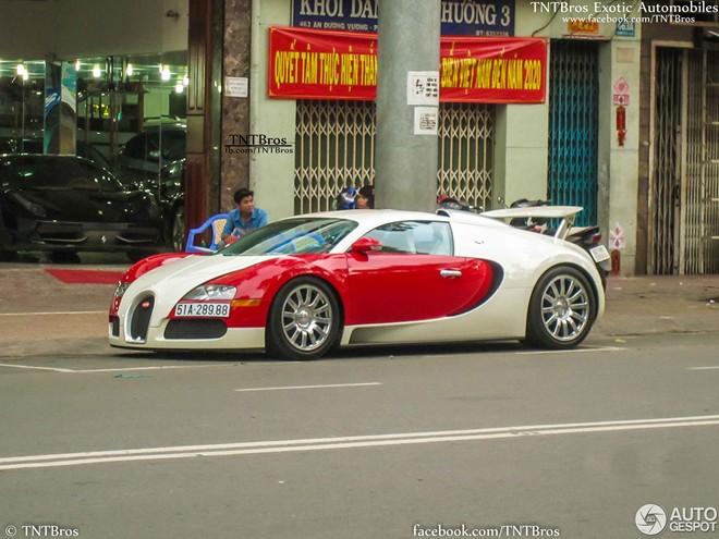 siêu xe ở Việt Nam